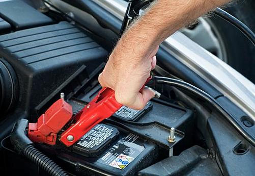 tow truck Jump Start Jumper Booster Cables for wrecker AAA road service